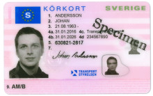 Minskat antal återkallade körkort under 2016