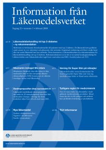 Information från Läkemedelsverket #1 2010