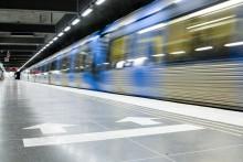 MTR i Stockholm AB utvecklar säkerheten för sina förare med kommunikationsutrustning från Celab