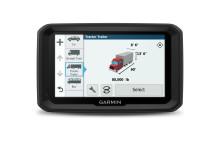 Garmin® introducerar nästa generations navigation för lastbilsförare - dēzl™ 580 LMT-D