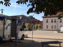 Beratungsmobil der Unabhängigen Patientenberatung kommt am 19. April nach Bad Frankenhausen.
