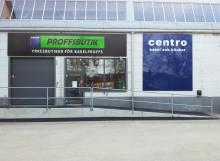 Nu har Centro Proffsbutik i Malmö öppnat!
