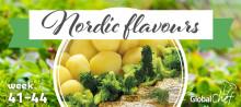 I oktober njuter vi av nordiska smaker