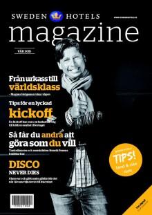 Nytt nummer av Sweden Hotels Magazine ute nu!