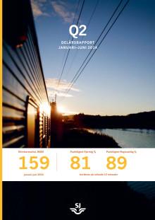 SJs delårsrapport Q2 2014