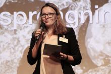 Kjersti Kvalheim Dunham fra Statens vegvesen til Norconsult