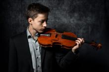 """Gävle Symfoniorkester till Alandica med violinisten Johan Dalene – en """"Rising Star"""""""