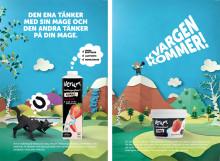 """Den goda yoghurtkvargen kommer med Verum och """"Vargen"""""""