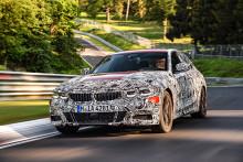 Helt nye BMW 3-serie Sedan: Ilddåp i «Det grønne helvete»