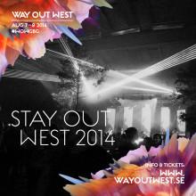 Här är alla Stay Out West-ställen 2014! Plus Kurt Vile & The Violators och Nils Frahm klara