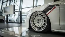 Fyra kända märken släpps hos ABS Wheels