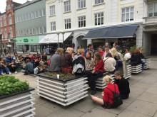 Realdania og Odder Kommune sætter gang i bymidten
