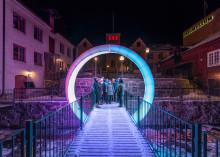 Populära klassiker först ut i årets Norrköping Light Festival