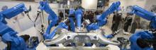 Världens största robotutbud på Automatica i München
