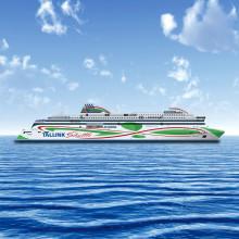 """Tallink Silja: Nordisches Design im Inneren der """"Megastar"""""""