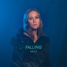 """Amille släpper låt + musikvideo till """"Falling"""" idag - en berättelse om ambivalent kärlek"""