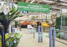 Wästbygg bygger Coop-butik i Motala