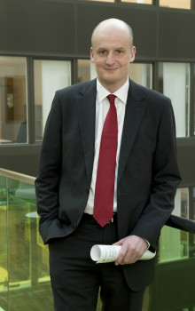 Peter Bodin - ny styrelseordförande i Grant Thornton International