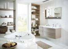 Gør badeværelset roligt og harmonisk