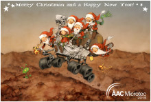 ÅAC Microtec wishes you a Merry Christmas and a Happy New Year