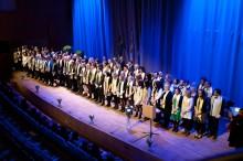 Akademisk avslutning för Hälsohögskolans studenter