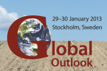 Global Outlook – om konkurrensen om mark och vatten