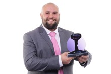 Tech-savvy manager wins rail industry award