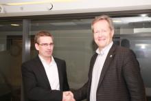 Sporveien har inngått kontrakt med Team Bane AS knyttet til fornyelse av Østensjøbanen