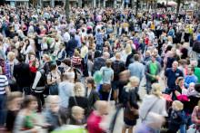 Stor potential för bostäder i goda lägen