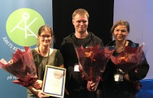 Apotekslag från Borås vinnare för andra gången