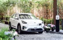 Kia Niro EV börjar säljas i Korea