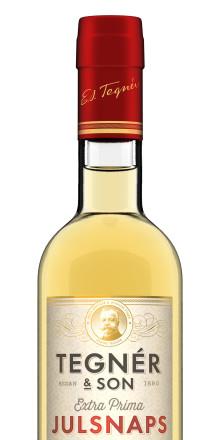 Julsnaps från Tegnér & Son