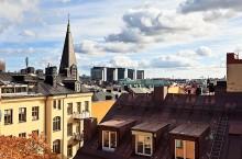Marknadsbetraktelse - Stockholm