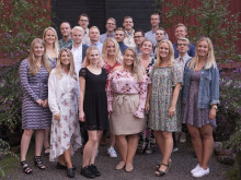 Ett av Sveriges största traineeprogram startar - 21 nya kollegor välkomnas till Exsitec