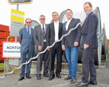 Presseinformation: Bayernwerk-Netzcenter Bamberg stellt Baumaßnahmen 2015 vor – Rund 36 Millionen Euro für Netzmaßnahmen im Netzcentergebiet