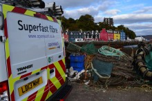 More superfast broadband for Argyll and Bute