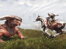 Conan Exiles Introduces Mounts and Mounted Combat