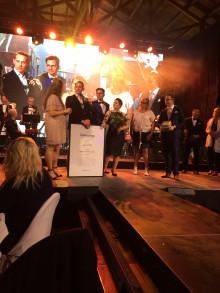 Unikt samarbete belönas med Årets Turismpris
