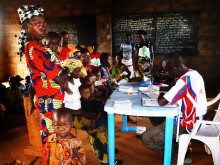 CENTRALAFRIKANSKA REPUBLIKEN: Ny våldsvåg fördjupar den humanitära krisen