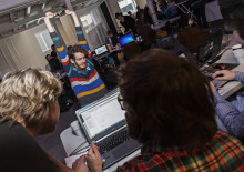 Speldesigners samlas i 48 timmars programmeringsmaraton