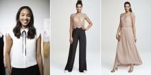 Lovisa Malmberg Gomis designar intelligenta kläder för KappAhl
