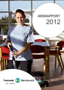 Forenede Service's årsrapport 2012