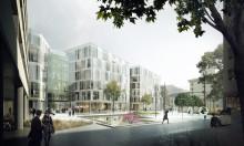 Delt førsteplads efter første konkurrencefase om ny energi- og teknologibygning ved Universitet i Bergen