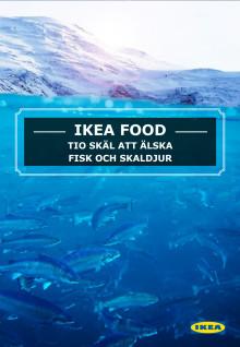 10 skäl att älska fisk och skaldjur
