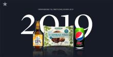 En läsk, en alkoholfri öl och en formbar vegofärs - de nominerade till Årets Dagligvara 2019 är klara!