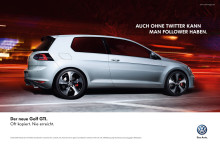 Volkswagen retains star director for new Golf GTI advert
