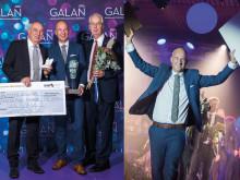 När livet leker: SIA Glass är årets marknadsförare 2016
