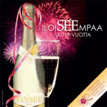 Järjestä parhaat uuden vuoden juhlat!
