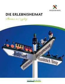 Imagebroschüre -  Erlebnisheimat Erzgebirge
