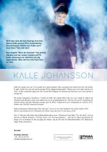 Mer information om Kalle Johansson